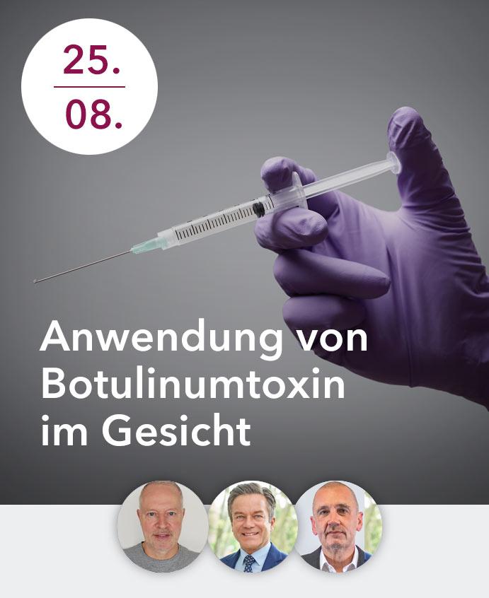 Webinar Botulinumtoxin